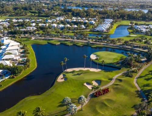 Enjoying Everything The Polo Club Of Boca Raton Offers Post-COVID